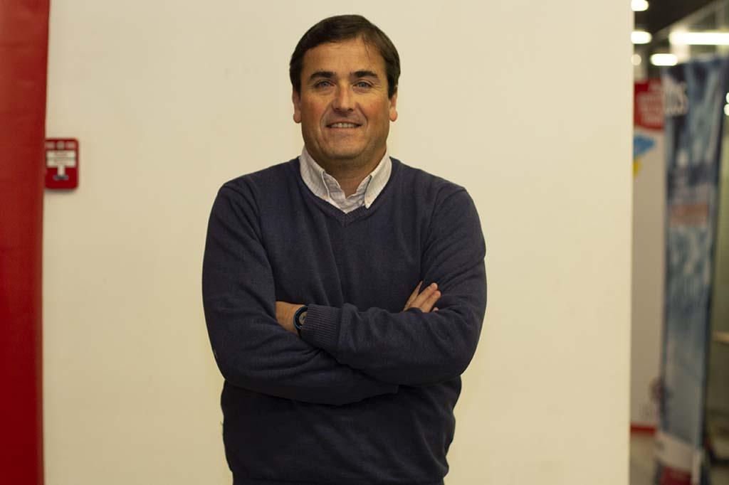 JUAN PABLO ZAVALA, Director de Pedagogía en Educación Física (Viña del Mar).