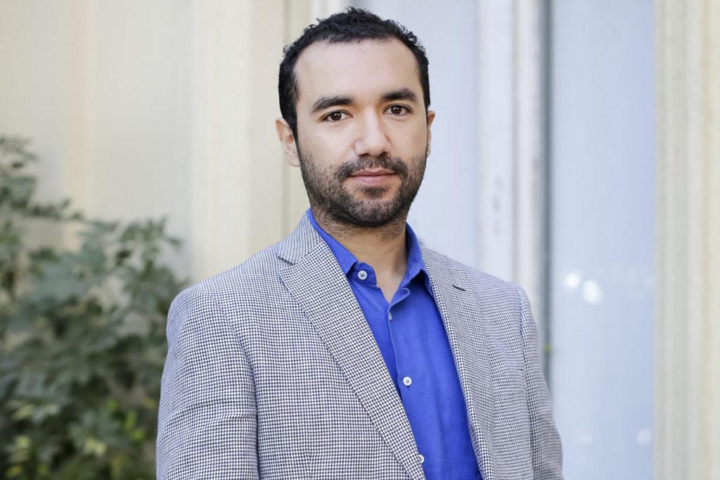 MAURICIO SALGADO, Director de Sociología.