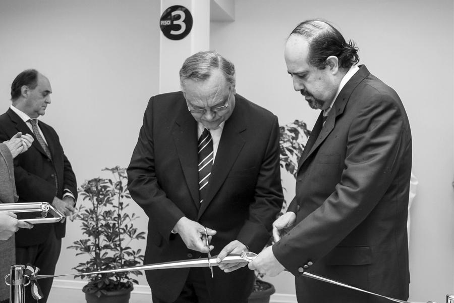 Inauguración del Instituto de Salud Pública UNAB.