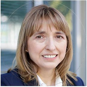 1) Carmen Gloria Jiménez Bucarey, Vicerrectora de Aseguramiento de la Calidad