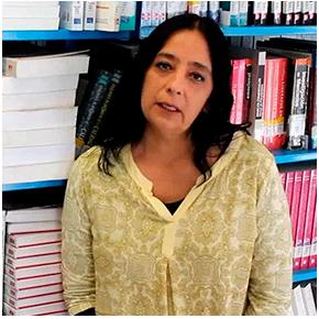 Paula Tesche Roa, Académica de la Facultad de Educación y Ciencias Sociales Concepción
