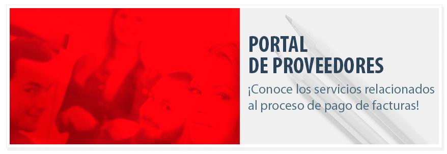 Portal de Proveedores UNAB