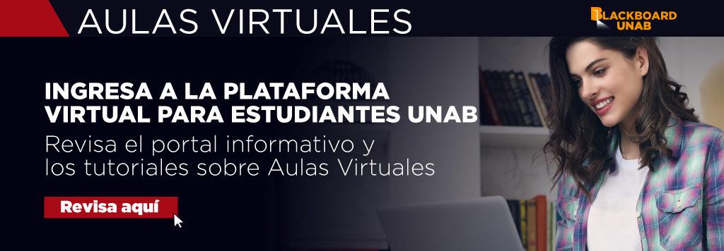 Aula virtual alumnos unab