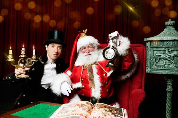 Show de magia: Sueños de Navidad