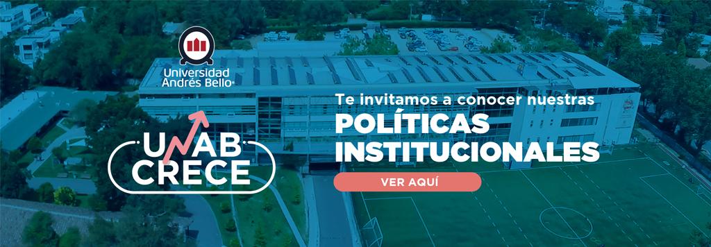 Políticas Institucionales UNAB