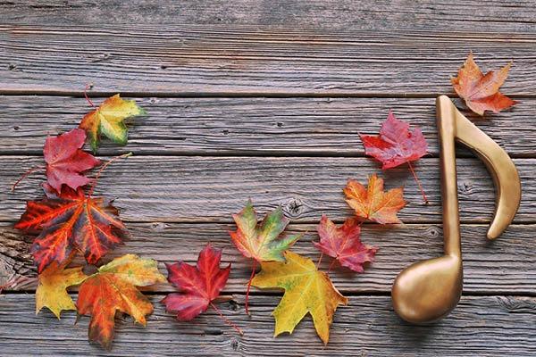 Camerata, duos y trios en otoño