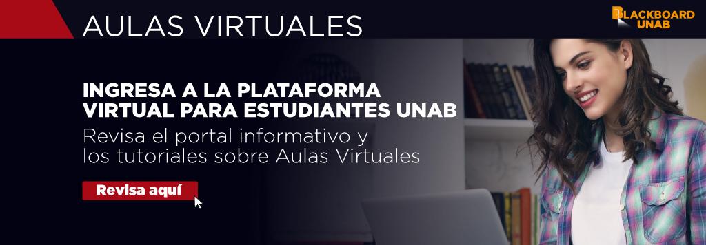 Aula virtual estudiantes unab