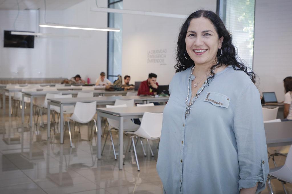 PAMELA SOTO, Directora de Psicología.
